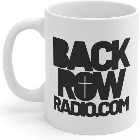 Back Row Radio 11 oz Mug