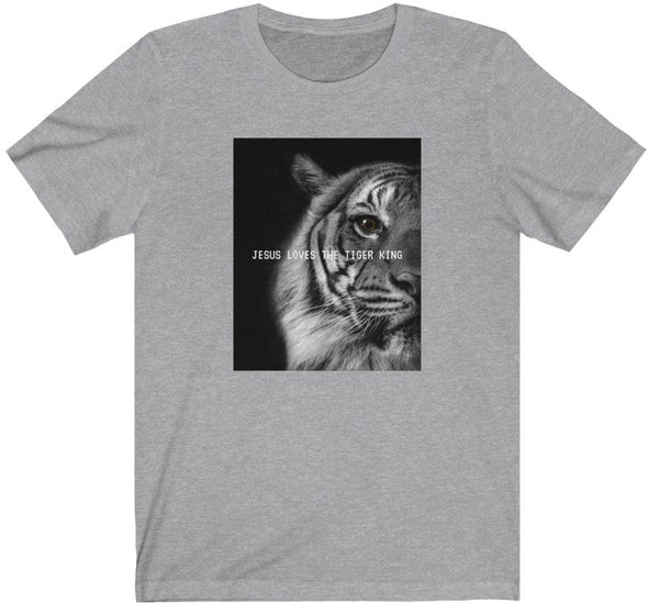 Jesus Loves The Tiger King T-Shirt