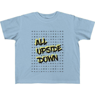 Upside Down 2 Toddler T-Shirt