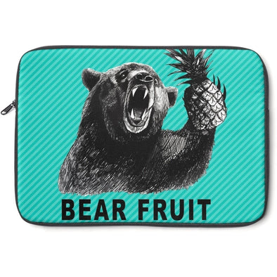 Bear Fruit Laptop Sleeve