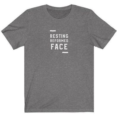 Honest Youth Pastor Resting Reformed Face T-Shirt