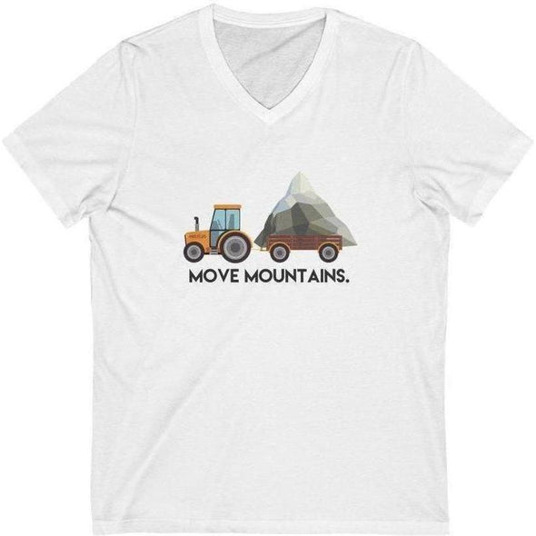 Move Mountains V-Neck