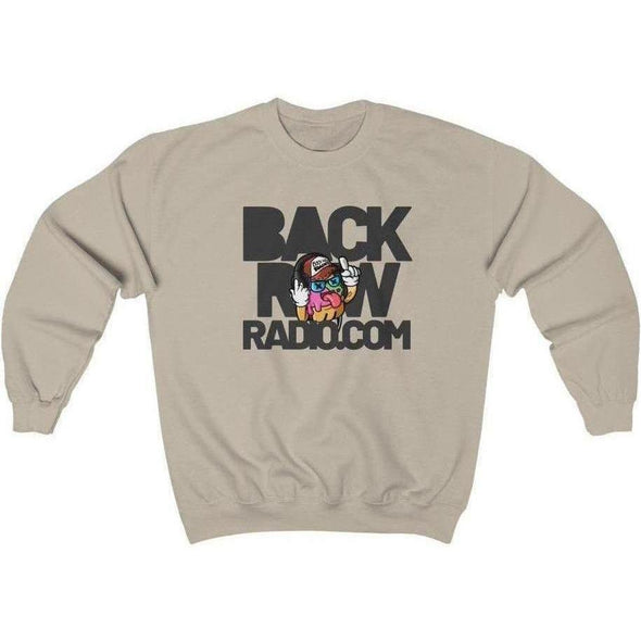 Back Row Radio Sweatshirt