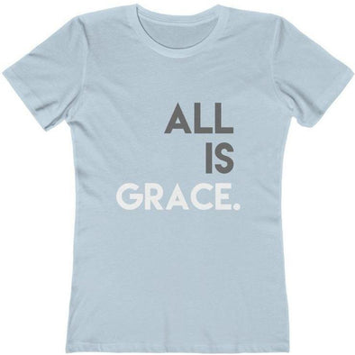 ALL IS GRACE Women's Tee