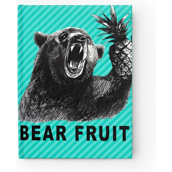 Bear Fruit Journal - Blank
