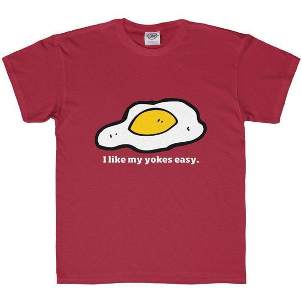 Easy Yokes Youth T-Shirt