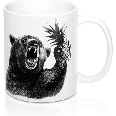 Bear Fruit 11oz Mug