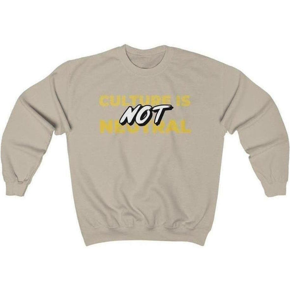 Honest Youth Pastor Not Neutral Crewneck Sweatshirt