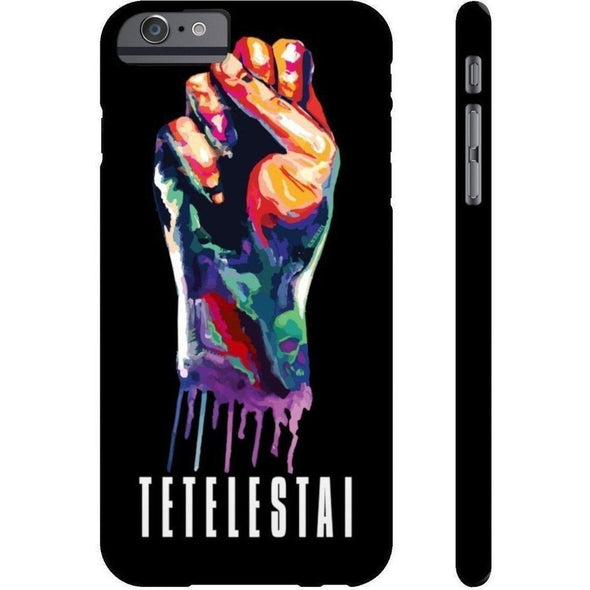 Tetelestai Black BG Phone Case