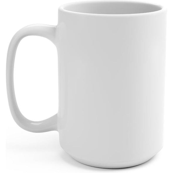 Back Row Chexegesis 15oz Mug