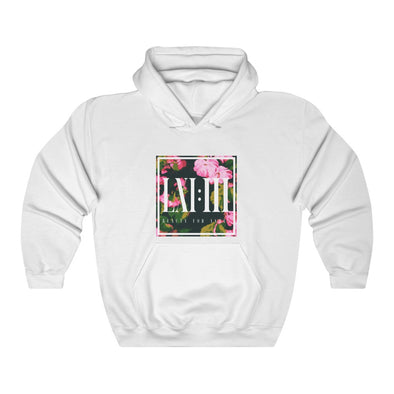 Beauty for Ashes Flowers Hoodie