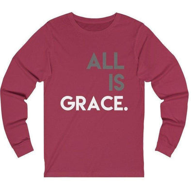 All is grace Longsleeve