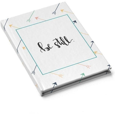 Be Still Journal - Blank