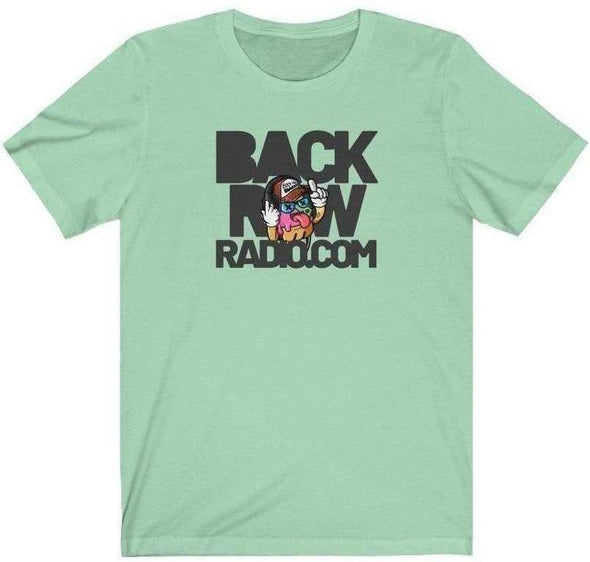 Back Row Radio T-Shirt