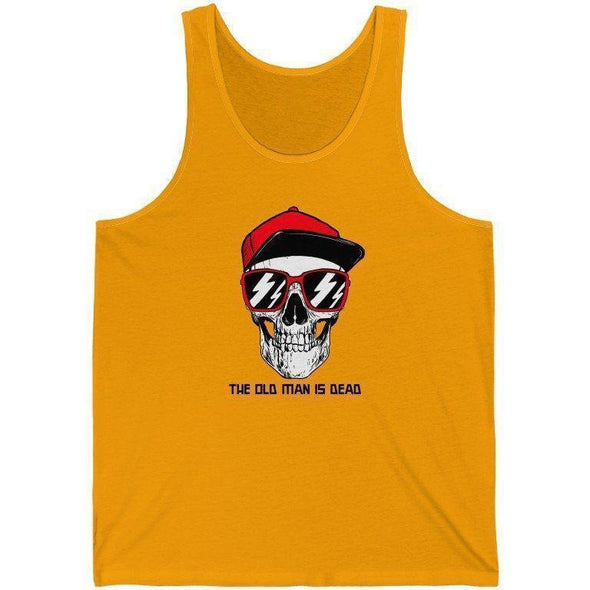 Honest Youth Pastor Old Man Tank