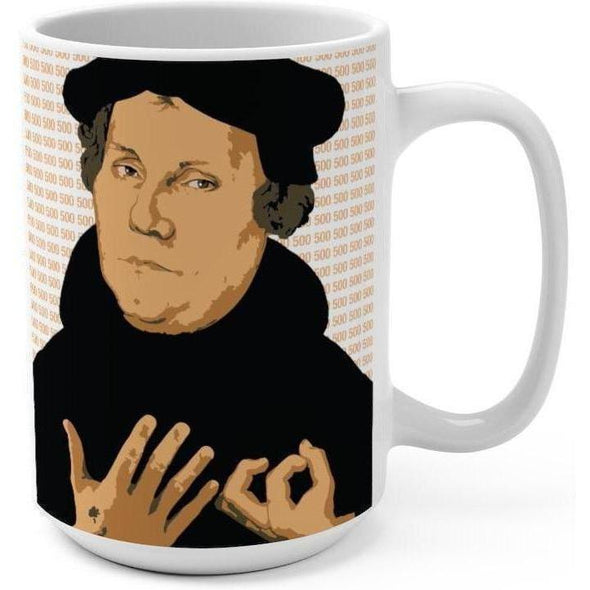 Luther 500 15oz Mug