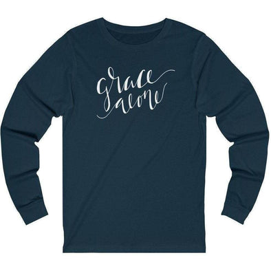 Grace Alone Longsleeve
