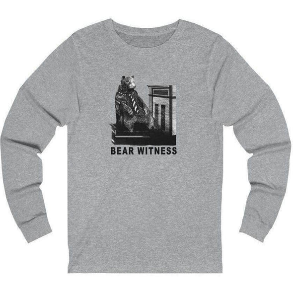 Bear Witness Longsleeve