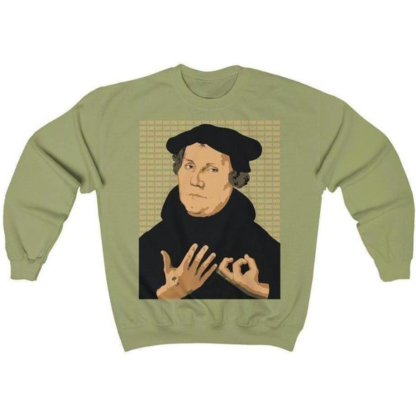 Luther 500 Crewneck Sweatshirt