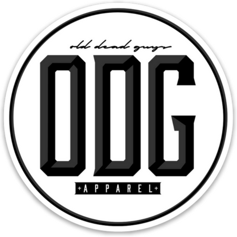 ODG Logo Sticker