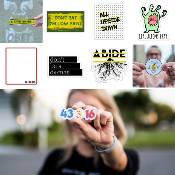 New Sticker Bundle