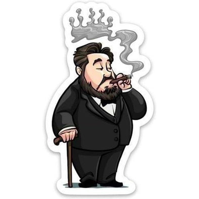 RefToons: Spurgeon Sticker