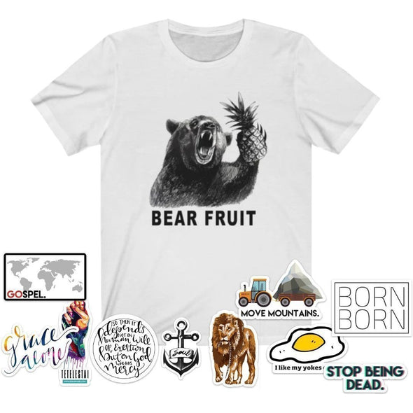 Bear Fruit Small Bundle