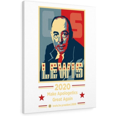 Lewis 2020 Canvas