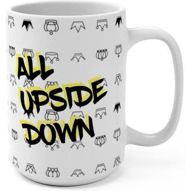 Upside Down 15oz Mug