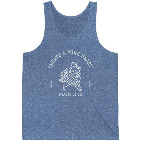 Honest Youth Pastor Clean Heart Tank