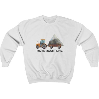 Move Mountains Crewneck Sweatshirt