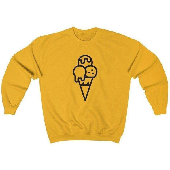 Back Row Radio Cone Sweatshirt