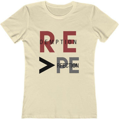 REdemption > PErfection Women's Tee