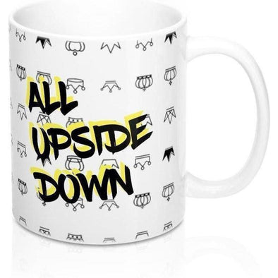 Upside Down 11oz Mug