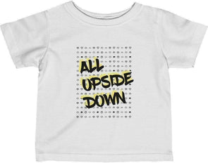 Upside Down 2 Infant Tee
