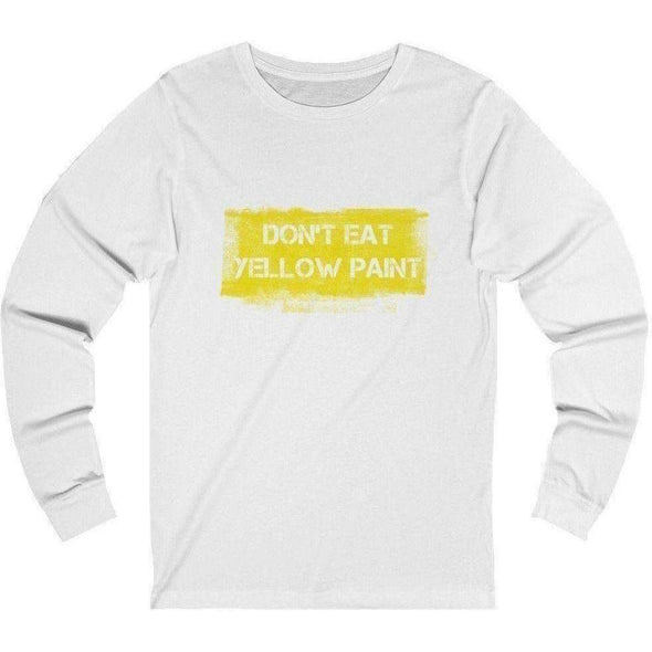 Yellow Paint Longsleeve