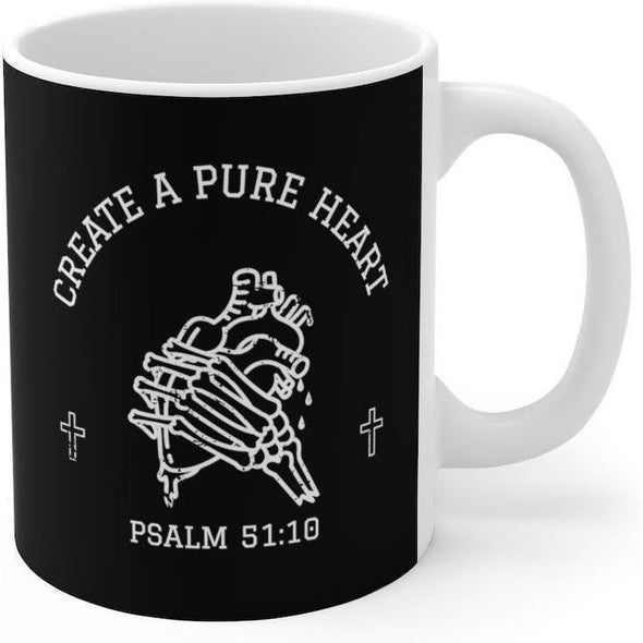 Honest Youth Pastor Pure Heart 11 oz Mug