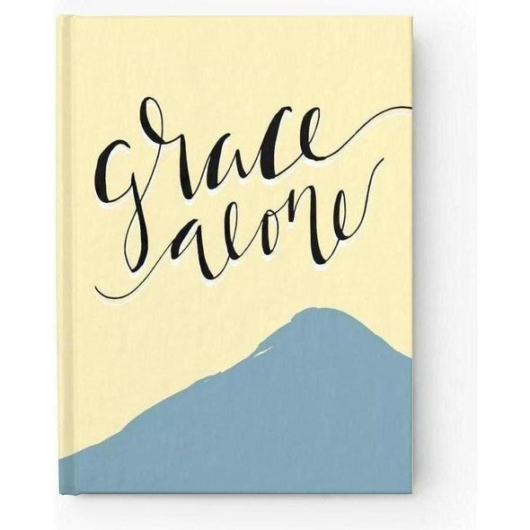 Grace Alone Journal - Ruled Line