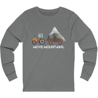 Move Mountains Longsleeve