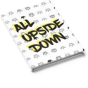 Upside Down Journal - Ruled Line