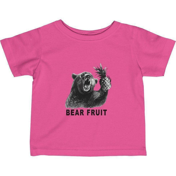 Bear Fruit Infant T-Shirt