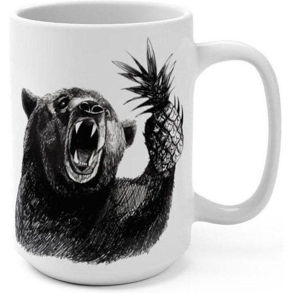 Bear Fruit 15oz Mug