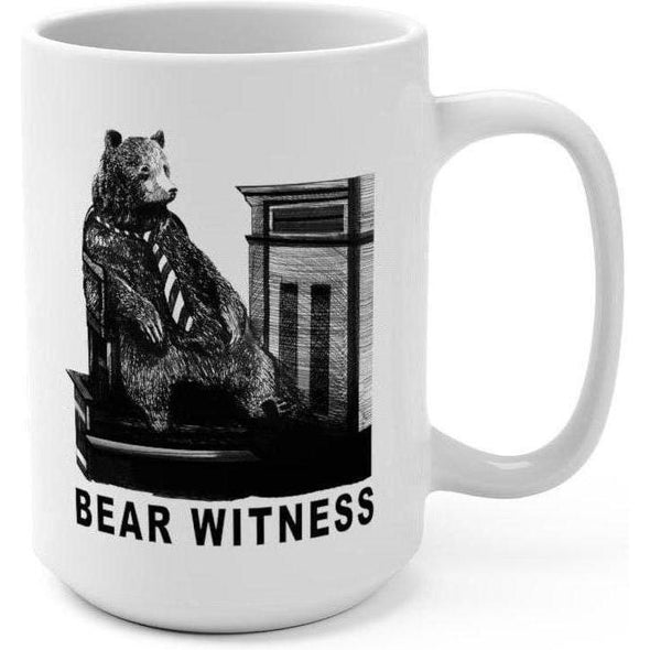 Bear Witness 15oz Mug