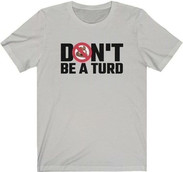 Back Row Turd T-Shirt