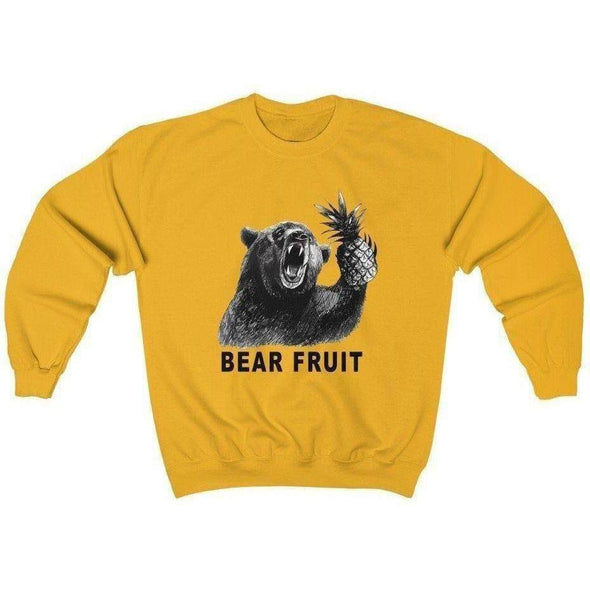 Bear Fruit Crewneck Sweatshirt