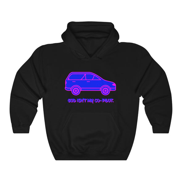 GOD ISN'T MY CO-PILOT 2 Hoodie