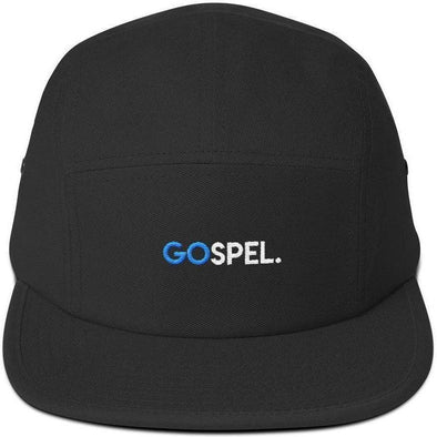 GOspel. Five Panel Cap