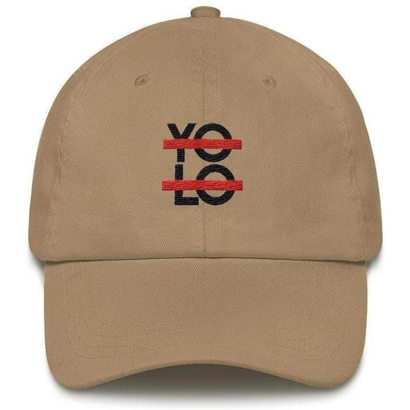 YOLO Dad Hat