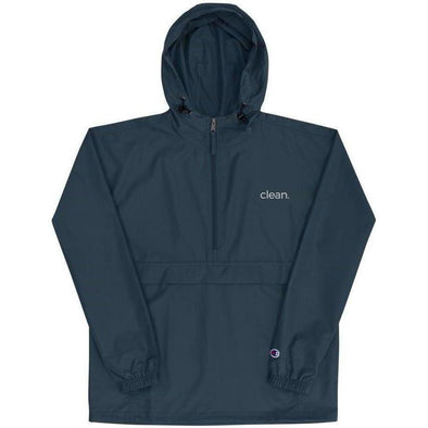 clean. Champion Jacket