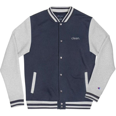 clean. Champion Bomber Jacket